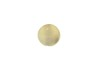 bead; chalcedony - Spherical chalcedony bead