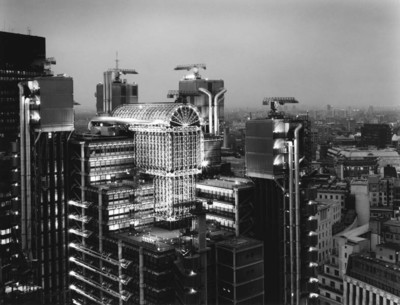 photograph; silver gelatin print - Lloyds Building
