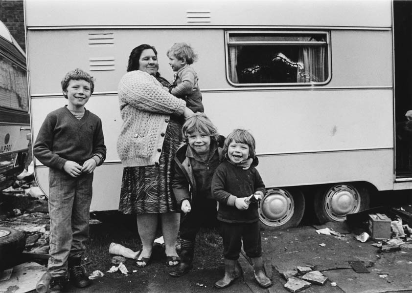 Brilliant Less Than 40% Of Gypsies And Irish Travellers Live In Caravans Getty Images Gypsies And Irish Travellers Are More Likely To Live In A House Than A Caravan, The First Official Data On The Group Shows More Than 60 Per Cent Said They Lived