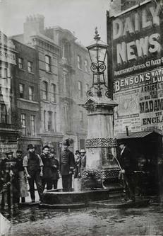 photographic print - The Aldgate Pump