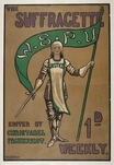 poster - The Suffragette